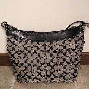 NWOT Coach Purse Black